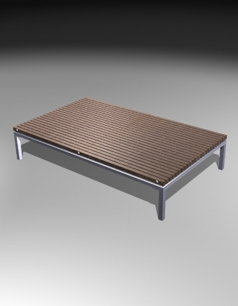 Rect. Coffee Table 300H 長方形茶几