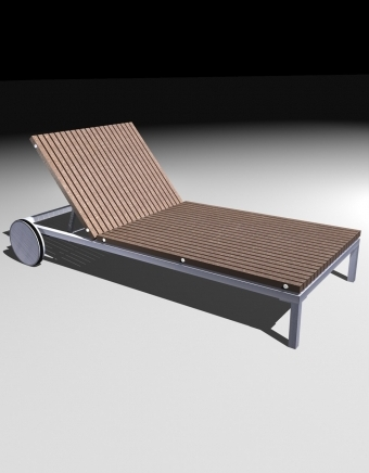 Sunlounger 太陽椅