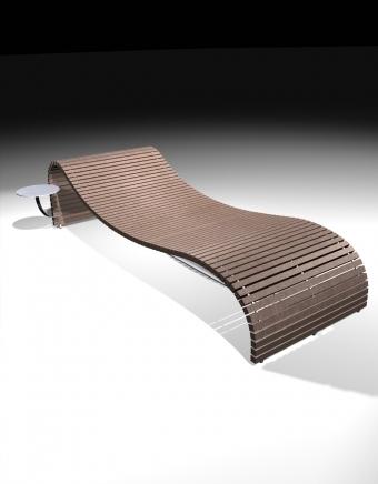 Wave Sunlounge 漣椅