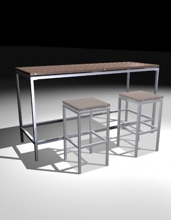 Bar Table 吧檯